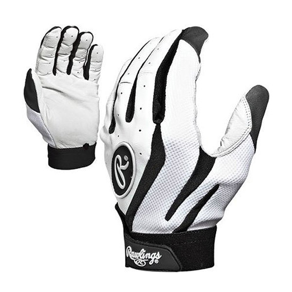 RAWLINGS BGP555Y Youth Pro Mesh Series Batting Gloves